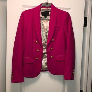 Jcrew collection blazer
